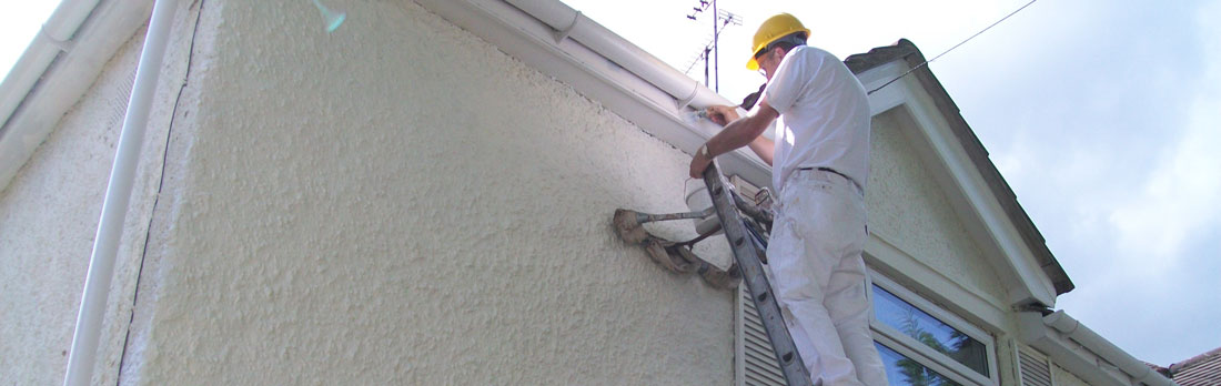 Exterior Painting & Decorating